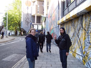 Bristol graffiti 2