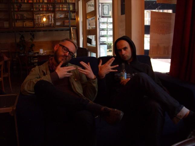 MC Dududula a DJ Marky Marek