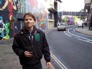 Bristol graffiti 3